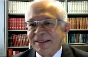 Read more about the article Ministro Brito Pereira anuncia aposentadoria