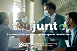 Em conjunto: campanha da Justiça do Trabalho promove valorização da saúde mental no trabalho