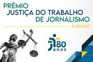 Read more about the article Inscrições para o 2º Prêmio Justiça do Trabalho de Jornalismo começam nesta sexta (18)